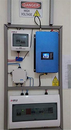 XIAOYANGKEJI 1000W Battery Backup MPPT Solar Grid Tie Inverter with Limiter Sensor DC22-60V AC PV Connected (DC22-60V, with WiFi) by XIAOYANGKEJI (Image #6)
