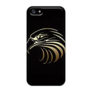 High Quality Shock Absorbing Case For Iphone 5/5s-golden Eagle