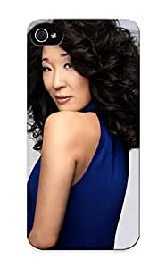 Inthebeauty 863b4971140 Case Cover Skin For Iphone 5/5s (sandra Oh)/ Nice Case With Appearance