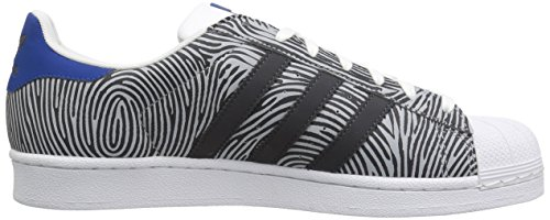 Adidas Originals Heren Superster Fp Clonix, Dgsogr, Eqtblu