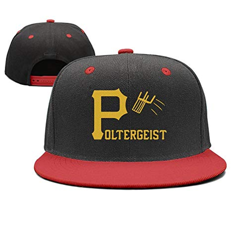 YFthor Pittsburgh_Prints_Pirates Halloween Logo Cool Snapback Cap Baseball Trucker ()
