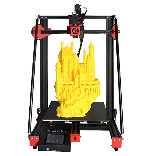 FDM 3D Printer Kit Pyramid A1.1 Titan Direct Drive, Silent Mainboard, Resume Printing, 3.5 inch LCD Touch Screen…