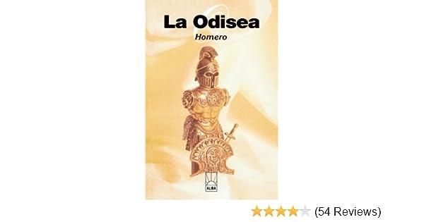La Odisea (Alba) (Spanish Edition): Homero: Amazon.com: Books