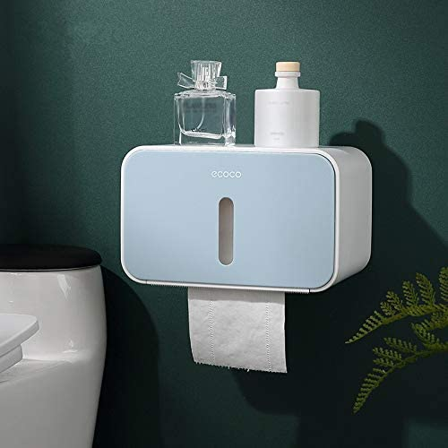 Type ABS Waterproof Bathroom Organizer Soap Box Wall Mounted Soap Dispenser