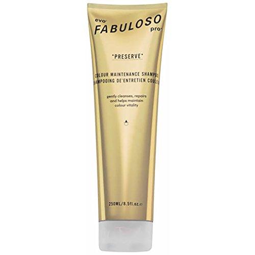 Evo Fabuloso Pro Preserve Colour Maintenance Shampoo - 8.5 oz