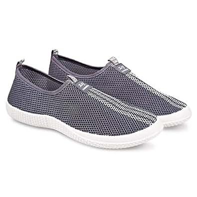 XZY Fashion Grey Flat For Women