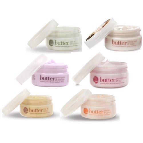 Cheap Cuccio Naturale Butter Babies Combo, Set of 6 by Cuccio