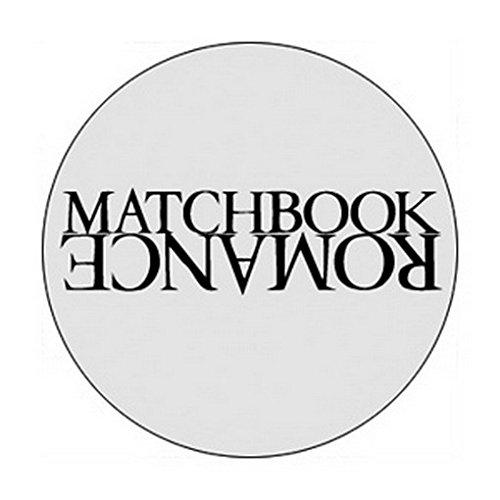 Review Matchbook Romance Logo Button