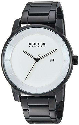 8ac0a05f968 Buy reaction kenneth cole analog white dial mens watch online at low prices  in india jpg