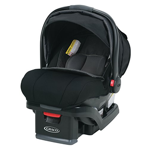 Graco SnugRide SnugLock 35 XT Infant Car Seat, Gotham