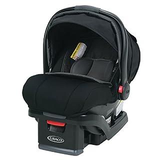 Graco SnugRide SnugLock 35 XT Infant Car Seat | Baby Car Seat, Gotham