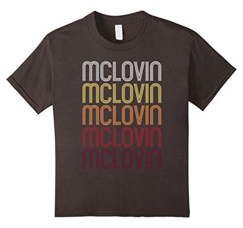 Costume Merman Ideas (Kids Funny McLovin Tshirt - Halloween Idea 12)