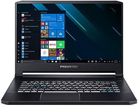 Acer Predator Triton 500 Pro Gaming Notebook NH.Q50AA.005