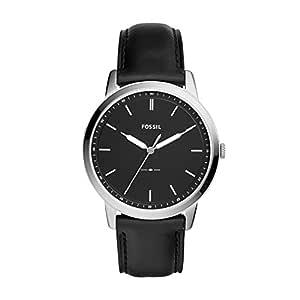 FOSSIL Men's FS5398 Year-Round Analog-Digital Quartz Black Band Watch