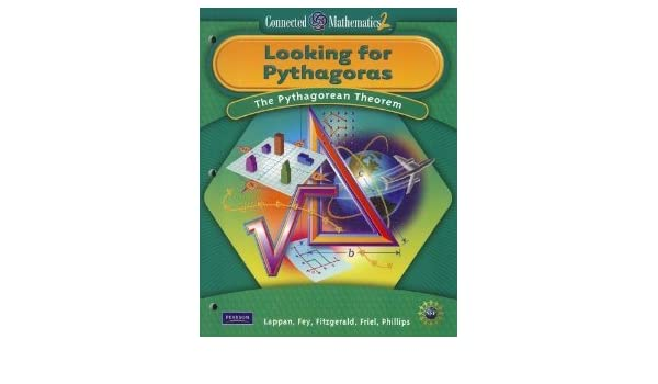 Looking for Pythagoras / Grade 8 (Connected Mathematics 2 ...