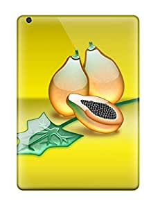 Top Quality Rugged Aqua Papaya Case Cover For Ipad Air