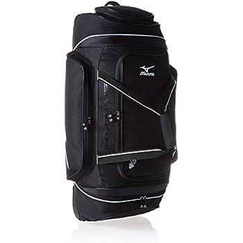 Amazon Com Mizuno Samurai Wheeled Catcher S Bag Sports
