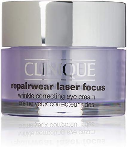 Clinique Repairwear Laser Focus Wrinkle Correcting Eye Cream, 0.5 Ounce