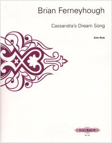 Cassandra's Dream Song