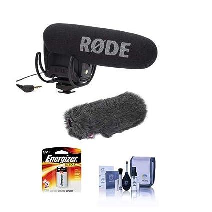 Rode deadcat VMP protección contra el viento para Videomic Pro