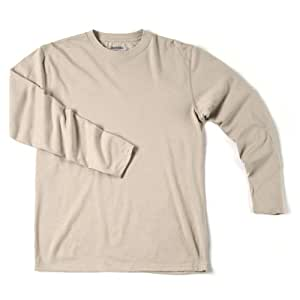 Zorrel - Insect Shield Apparel Long Sleeve Tee Shirt,Wet Sand,Small
