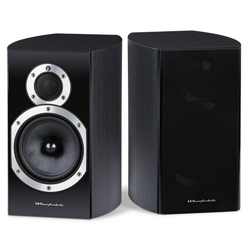 Wharfedale - Diamond 10.2 (Black) (Wharfedale Bookshelf Speakers)