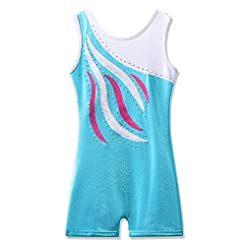 BAOHULU Leotard for Toddler Girls Gymnas...