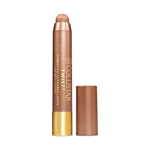 Twist Ultra-Shiny Eye Shadow 102 Gold Coral