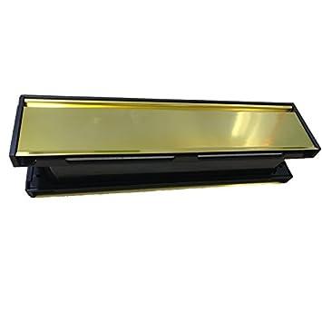 Z&C Door Letter box, Letter Plate Mid Rail, Door Post Box Flap ...