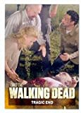 The Walking Dead trading card #64 Tragic End Rick Grimes Andrea Dale Horvath