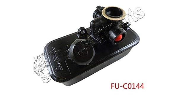 Amazon.com : Fuel Gas Tank Carburetor Assembly for Briggs ...