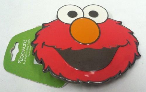 (Sesame Street Elmo Belt Buckle)