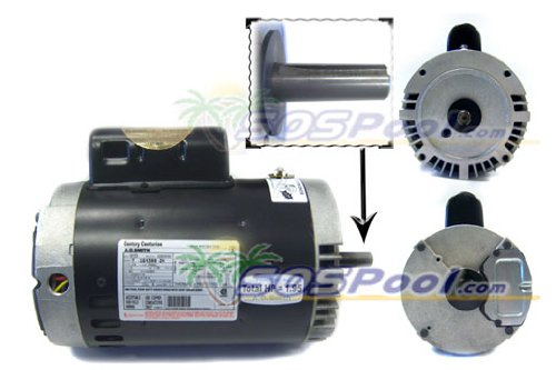 Centurion 1081 C-Frame Keyed Shaft Motor 1-1/2 HP B123