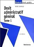 droit administratif ge?ne?ral domat droit public french edition