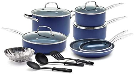 Blue Diamond Pan CC001951 001 Cookware Set product image