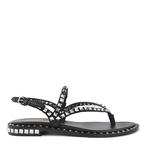 ASH Footwear Schuhe Peps Sandalen Schwarz Damen Black