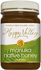 New Zealand Manuka Honey, 500g (17.6oz)