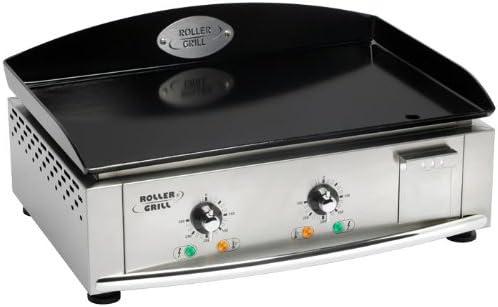 Roller Grill R.Pl 600 Ee Plancha Electrique Double 3500 W
