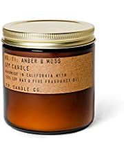 P.F. Candle Co. - No. 11: Amber & Moss Soy Candle