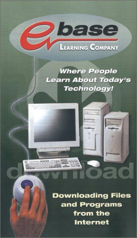 Downloading Files and Programs from the Internet [VHS]