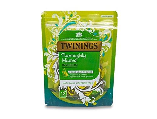Amazon Com Twinings Plummy Earl Grey Loose Leaf Pyramid