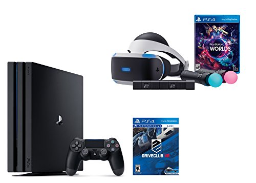 PlayStation-VR-Launch-Bundle-3-ItemsVR-Launch-BundlePlayStation-4-Pro-1TBVR-Game-Disc-PSVR-DriveClub