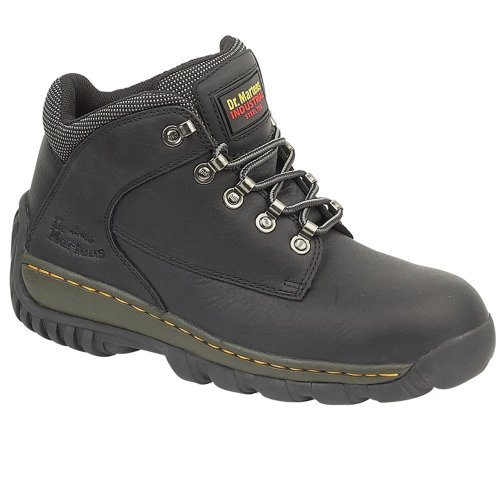 Dr. Martens Dr. Martens black Chukka Safety Boot, Stivali uomo