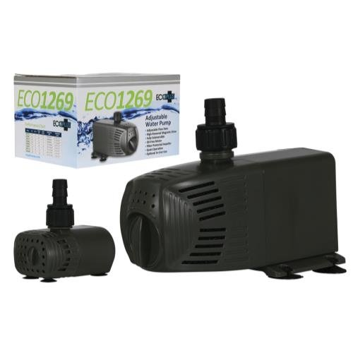 EcoPlus Adjustable Water Pump, 172 GPH ()