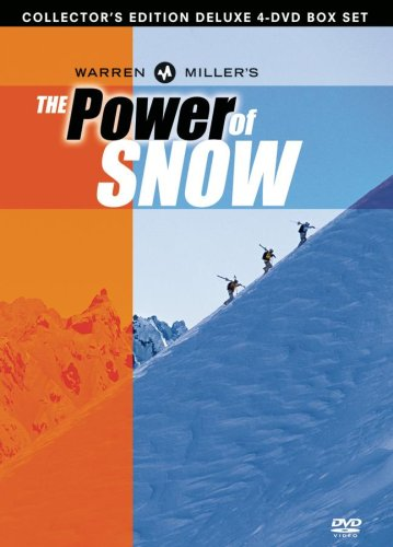 Warren Miller's Power of Snow Collection (Storm/Cold Fusion/Ride/Fifty) by Warren Miller