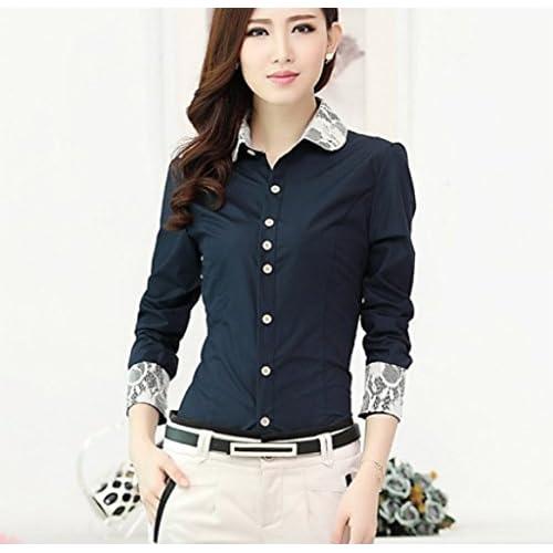 4707cb9ecc178 85%OFF WSLCN - Camisa (para mujer