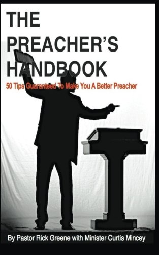 Download The Preacher's Handbook: 50 Tips to make your preaching great pdf