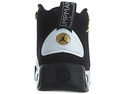 Jordan Jumpman Pro Nero / Metallico Oro-bianco
