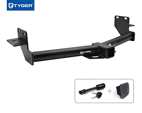 Fe Santa Curt Hitch - Tyger Auto TG-HC3Y0388 Class 3 Trailer Hitch Combo with 2