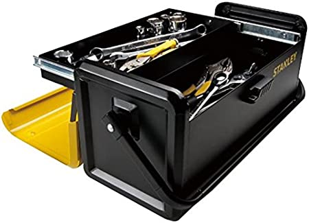 Caja de herramientas STANLEY STST1-75509 19 METAL 1 cajón (epítome certificado) [1]: Amazon.es: Bricolaje y herramientas